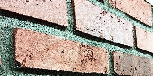 Stamped Concrete Wall Mix